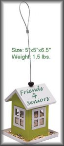 Friends 4 Seniors Free Hopper Feeder