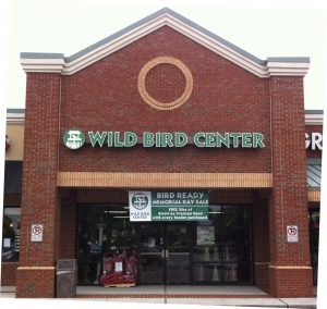 LIve mealworms at the wild bird center of johns creek